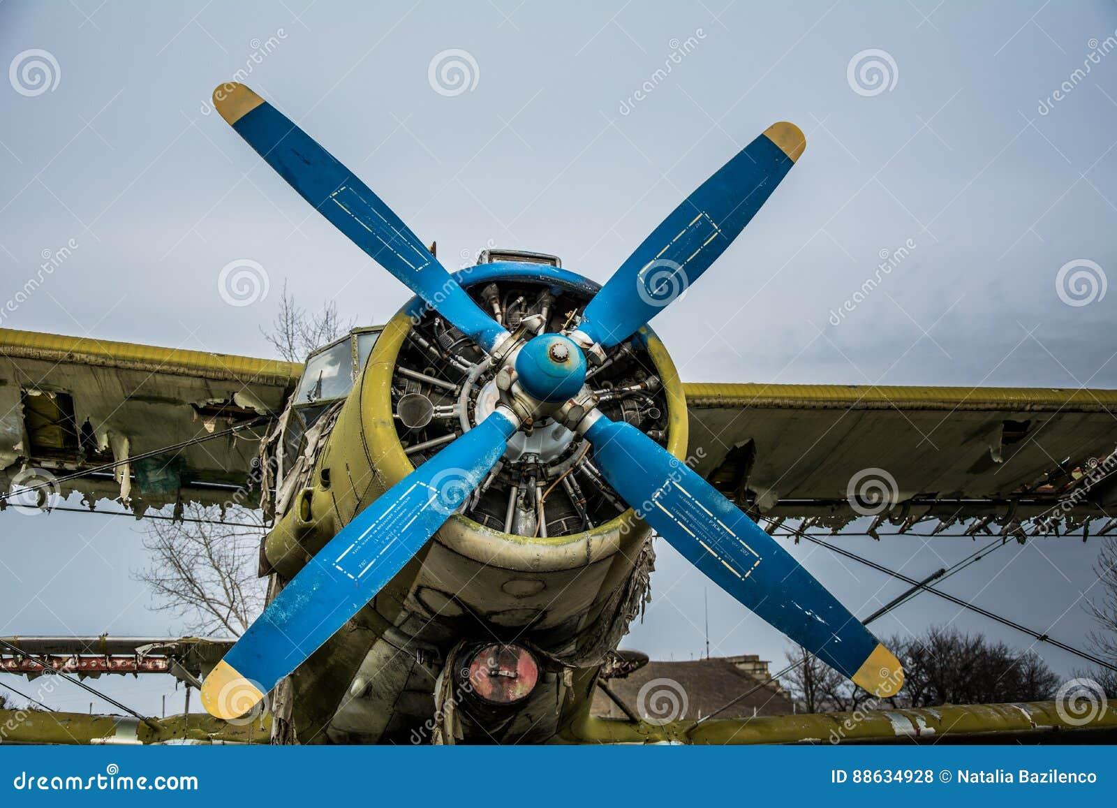 Hélice de avião