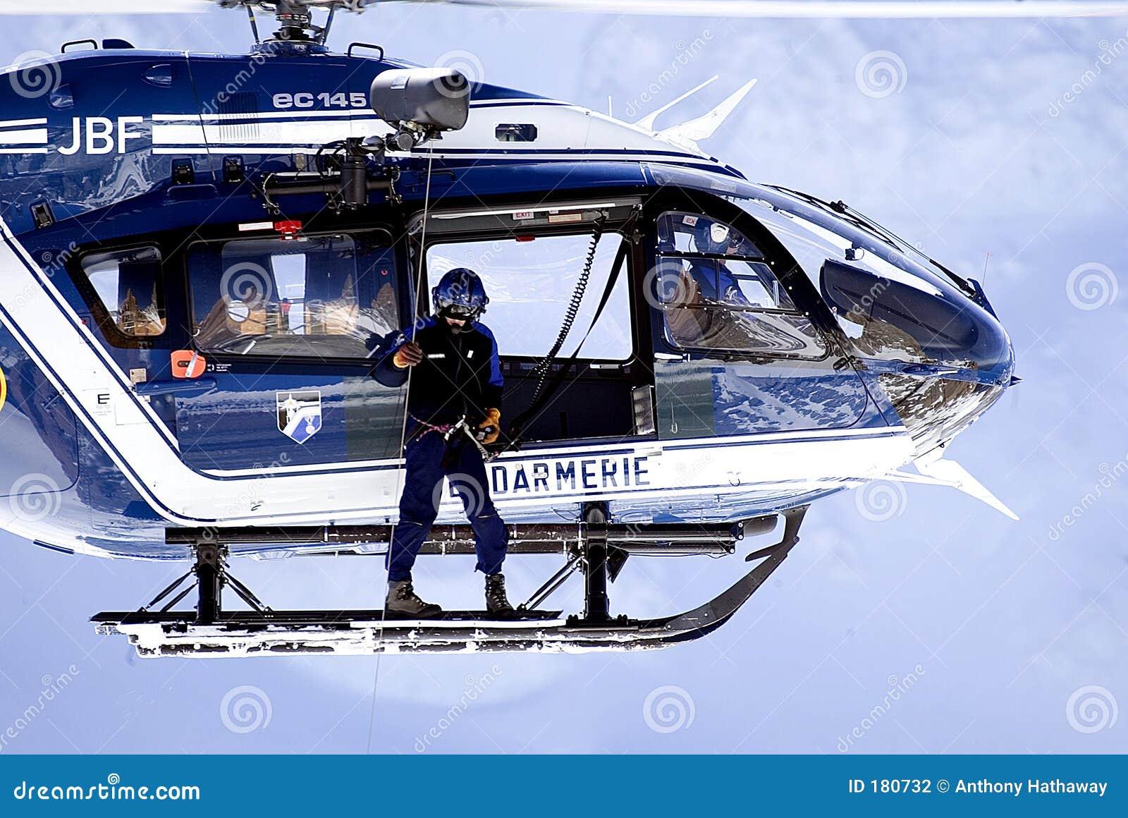 Hélicoptère #1 de sauvetage