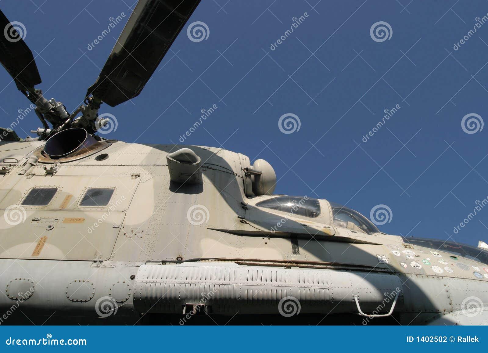 Hélicoptère combat