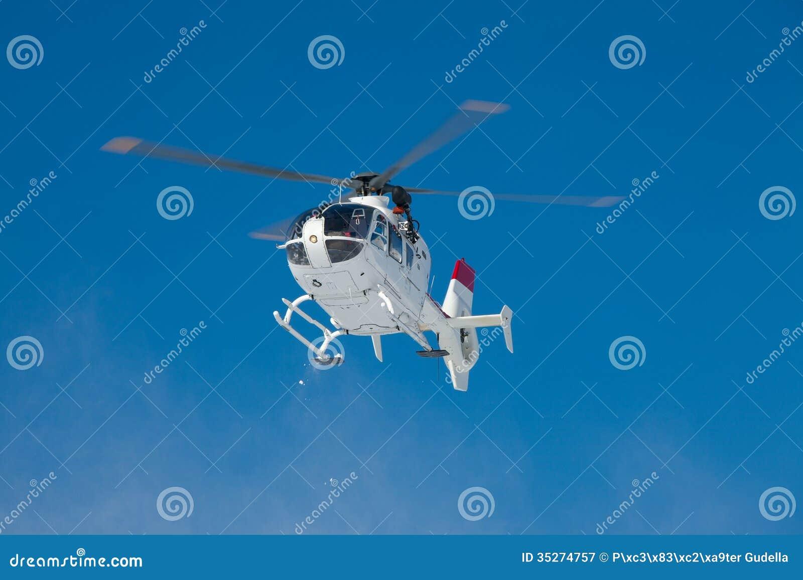 Hélicoptère de délivrance
