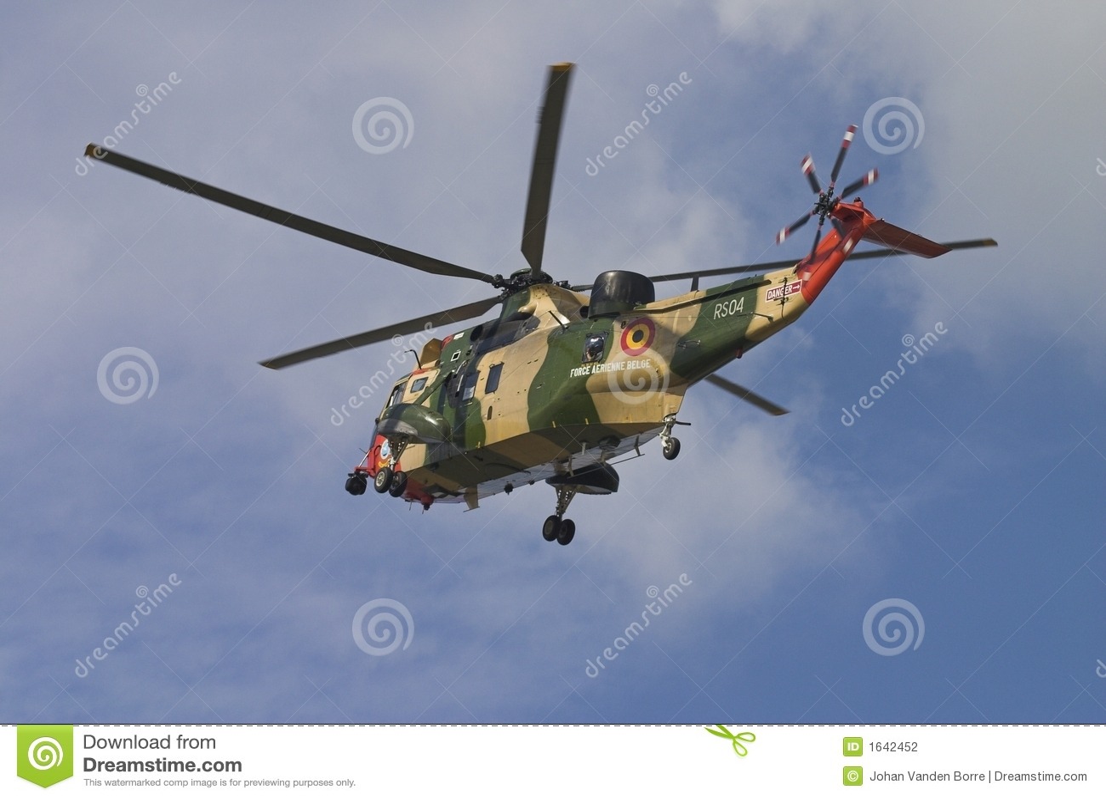 Hélicoptère de sauvetage