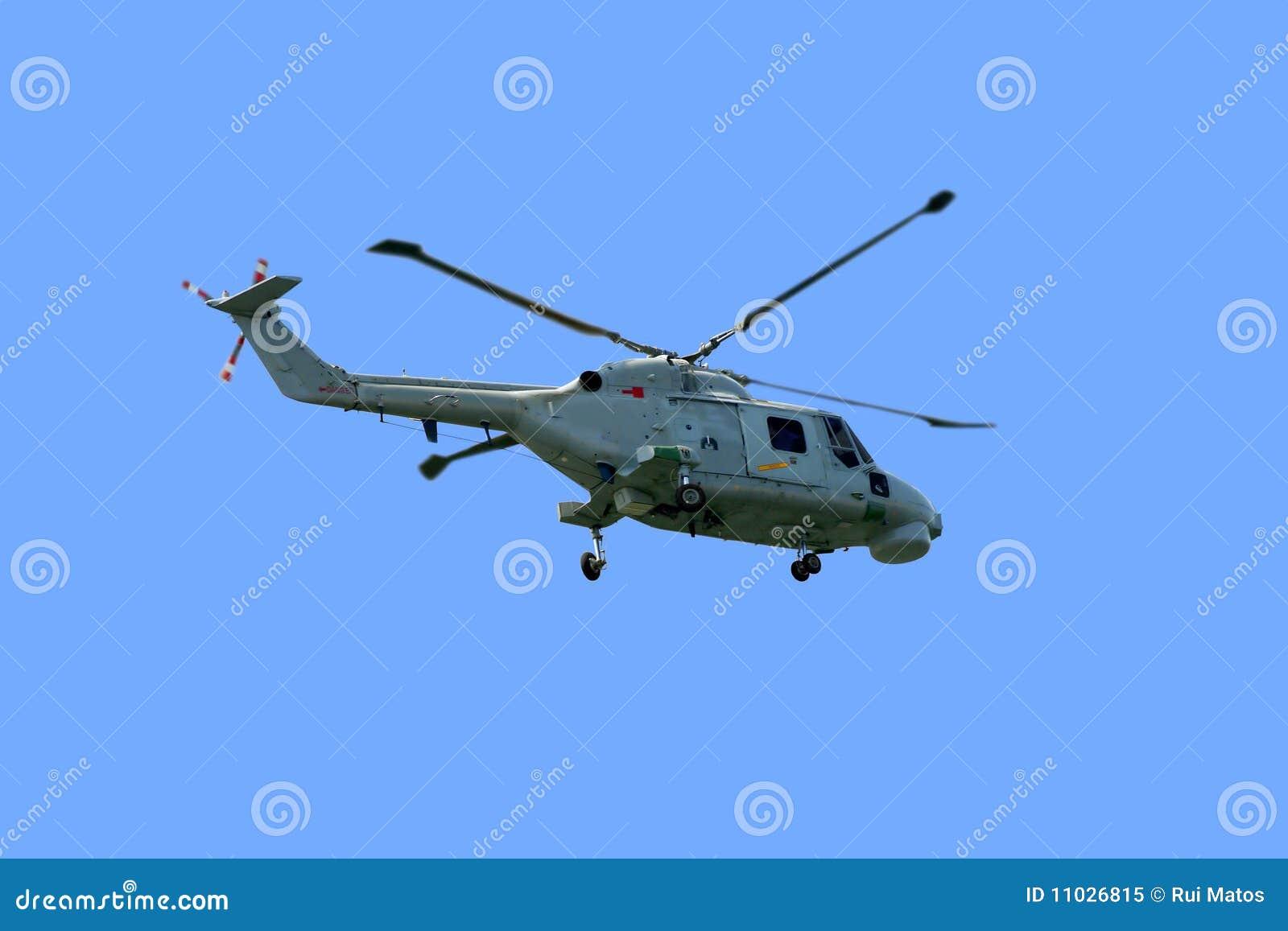 Hélicoptère - Linx superbe MK95