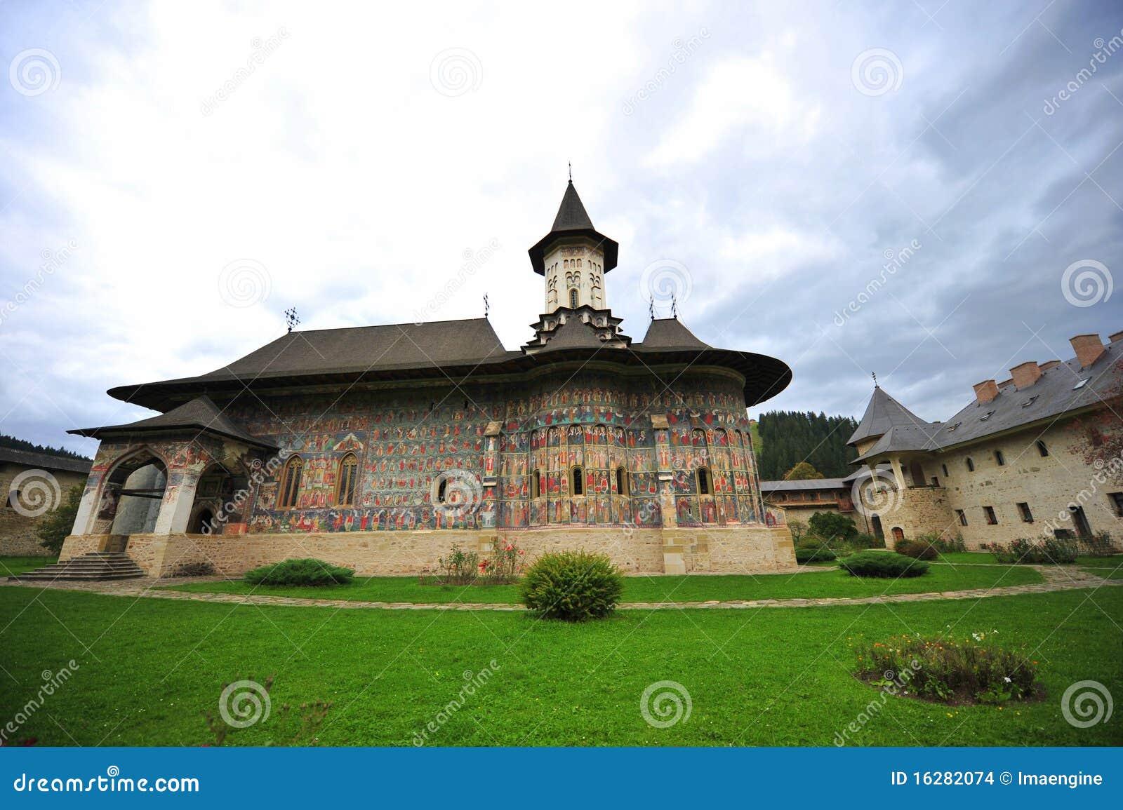 Héritage de l UNESCO - monastères de la Moldavie : Sucevita