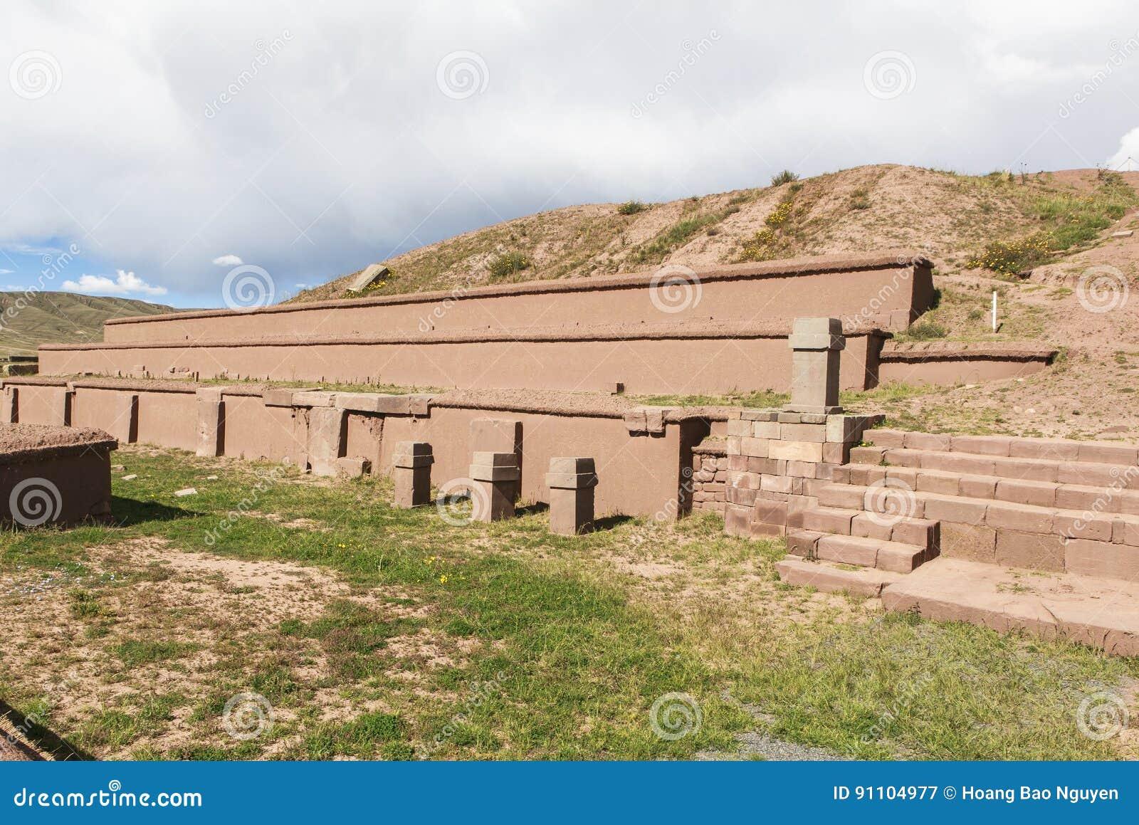 Héritage de Tiwanaku en Bolivie