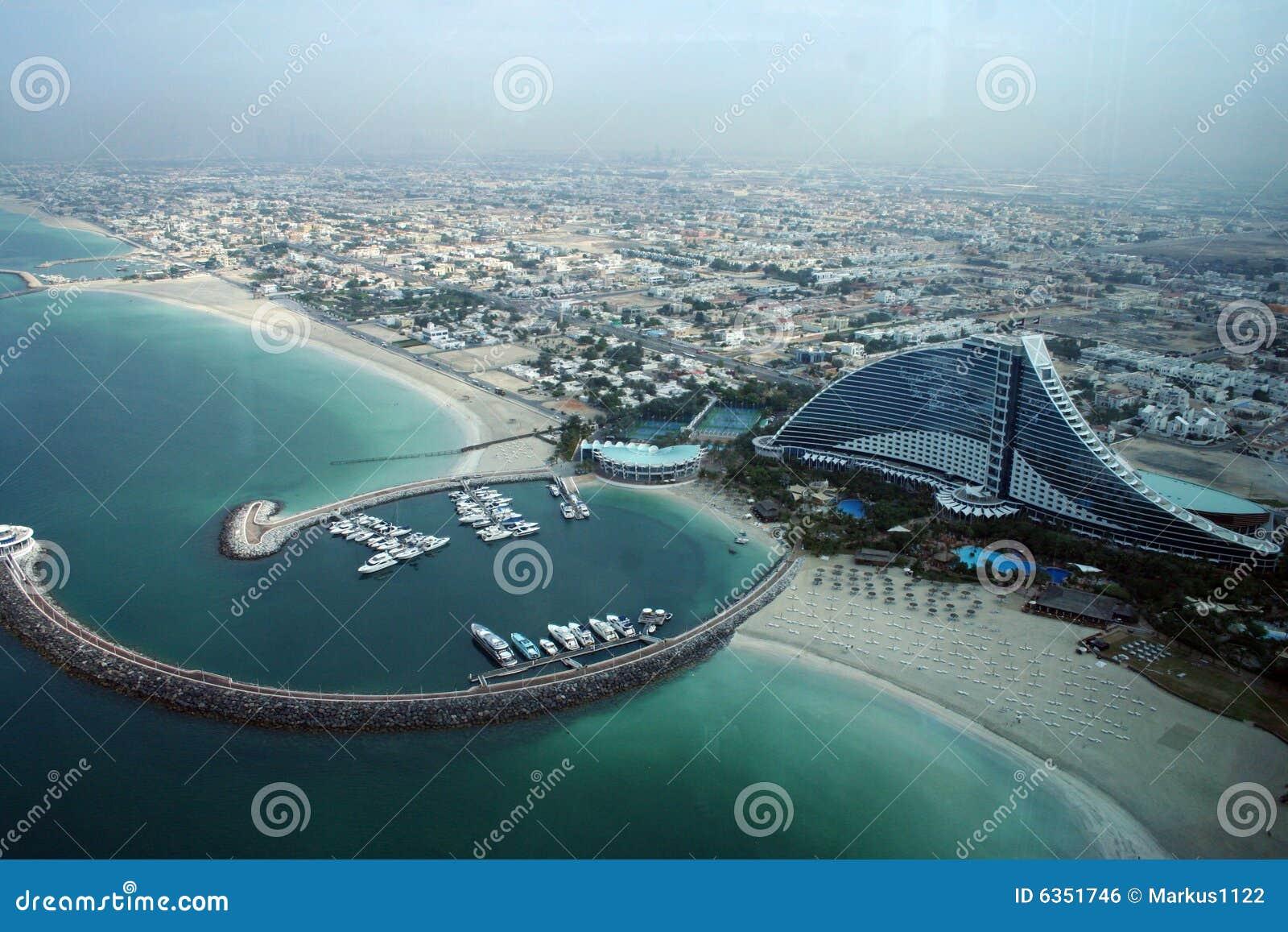 Hôtel de plage de Jumeirah, Dubaï