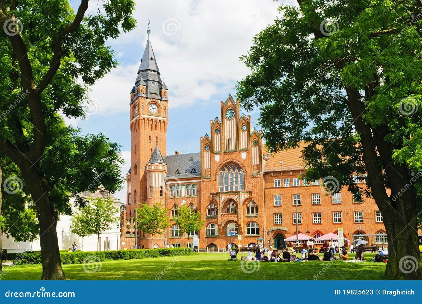 Hôtel de ville de Koepenick