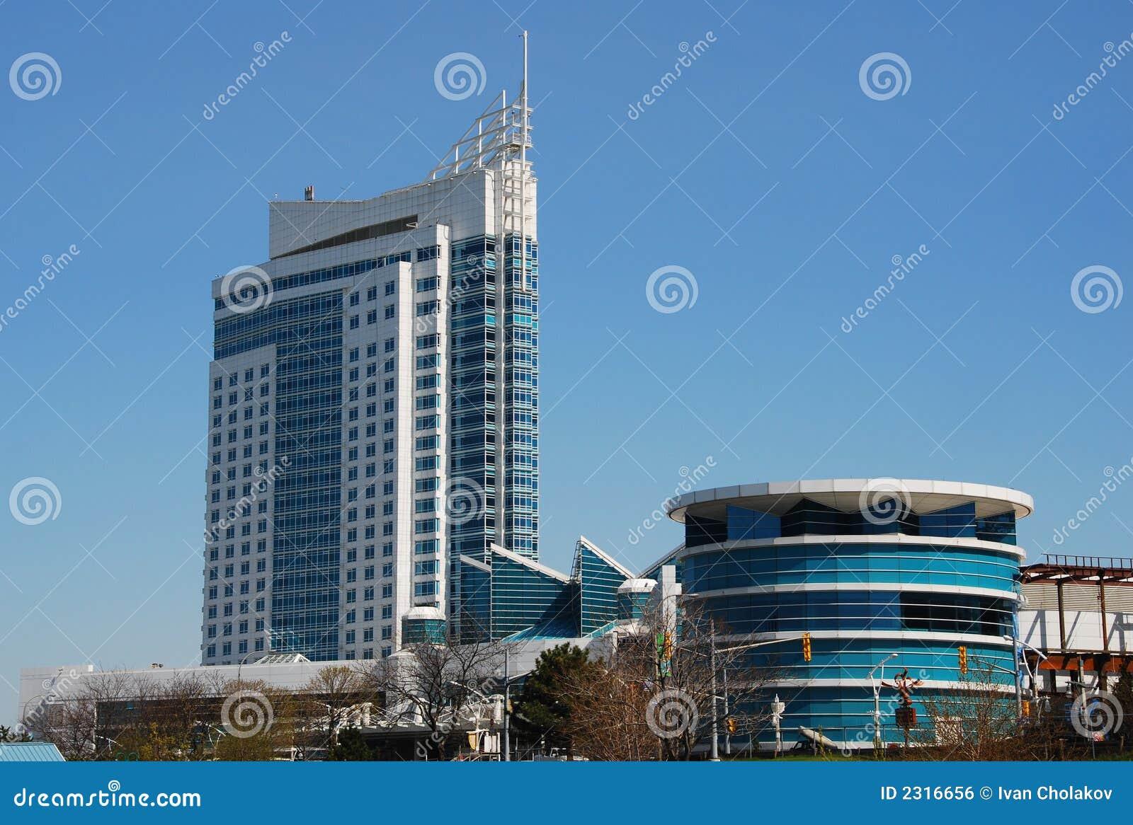Hôtel et casino dans Windsor, en fonction