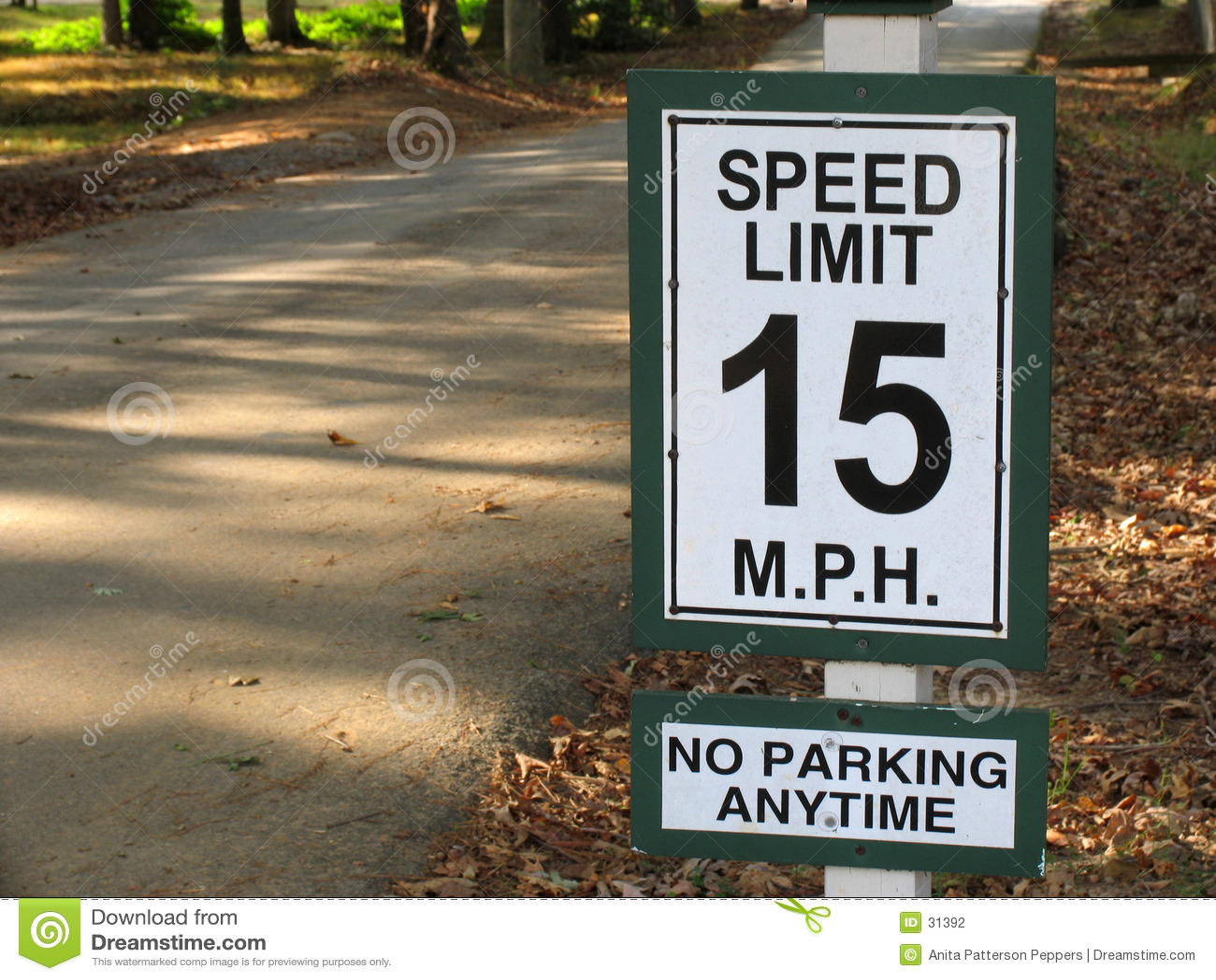 Höchstgeschwindigkeit 15mph