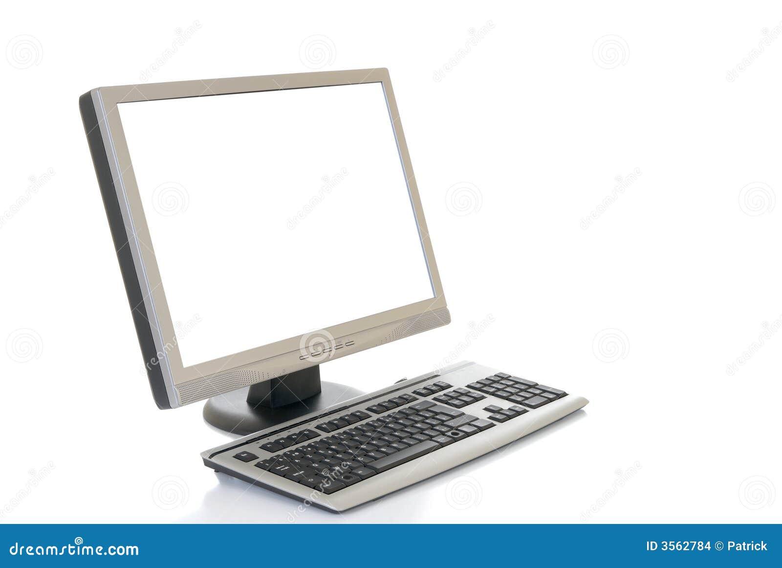 Hög dator - tech