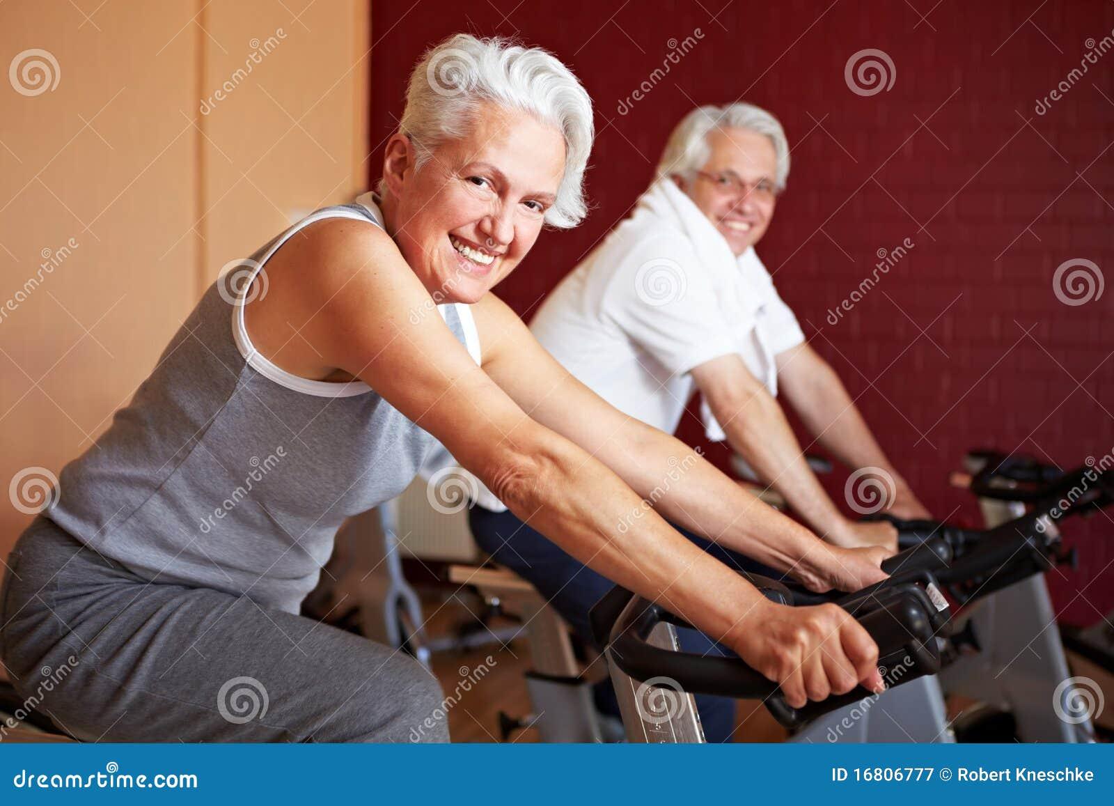 Hög rotering för cykelpar