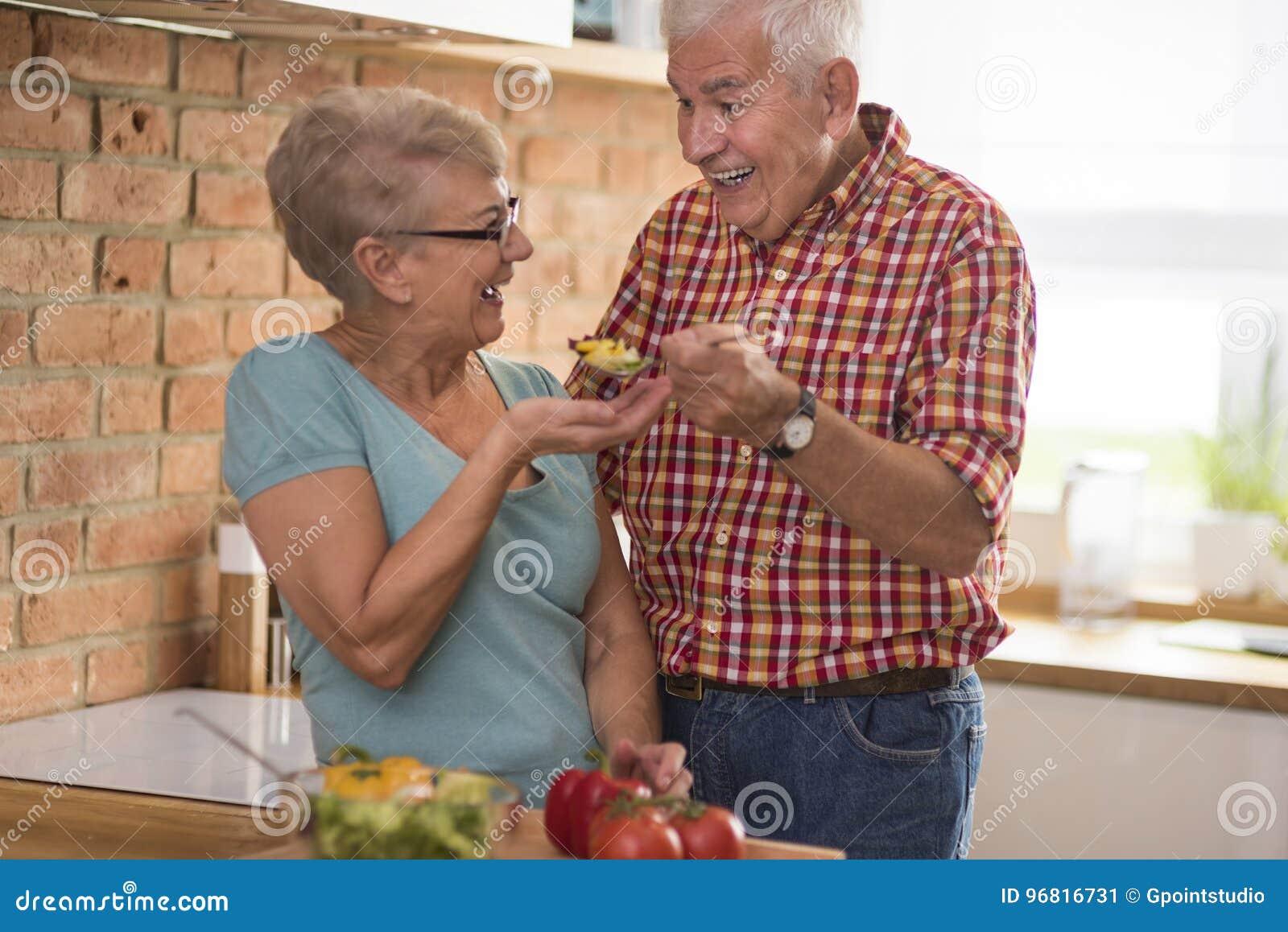 Höga par på köket