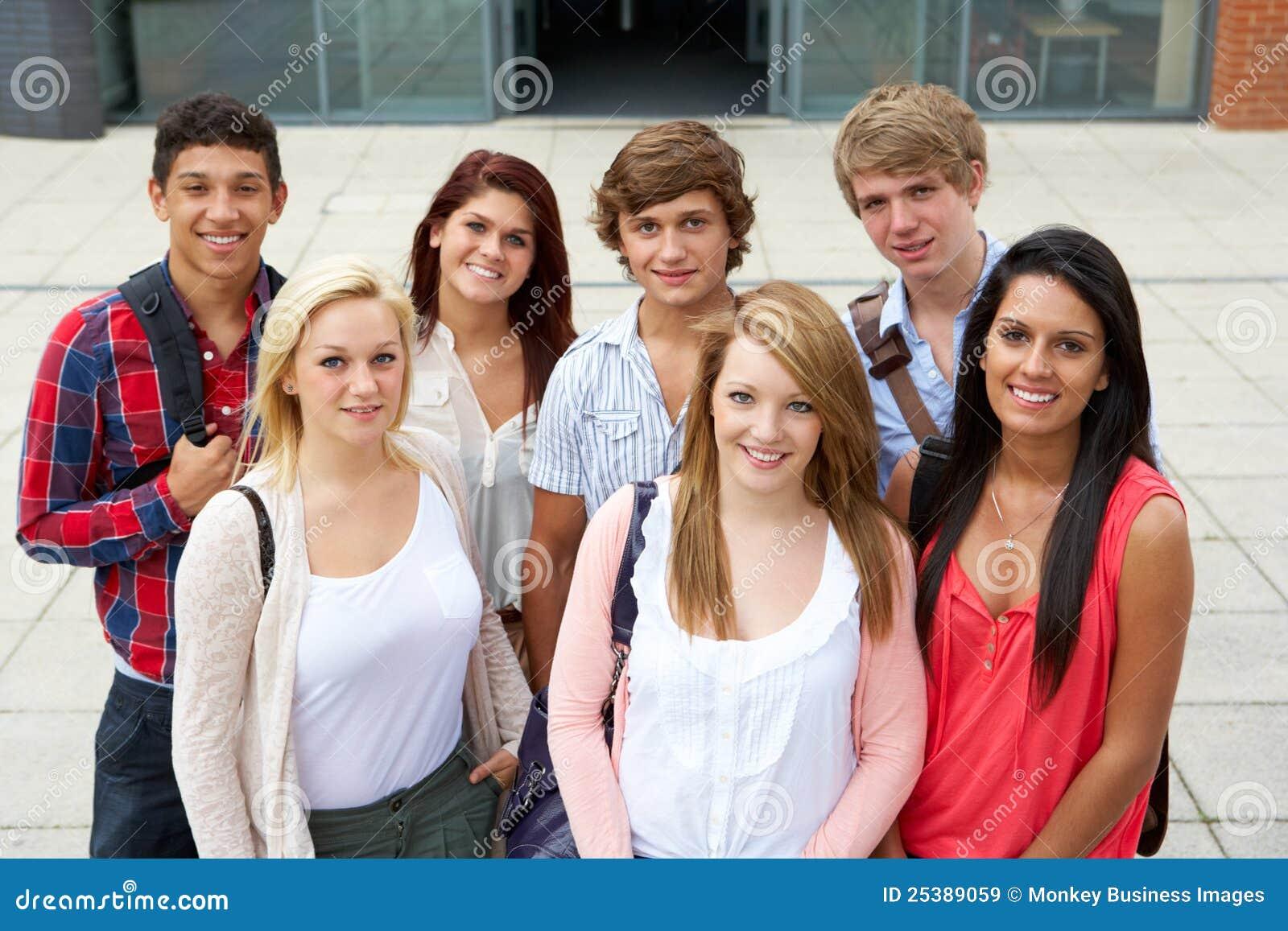 Högskola utanför deltagare