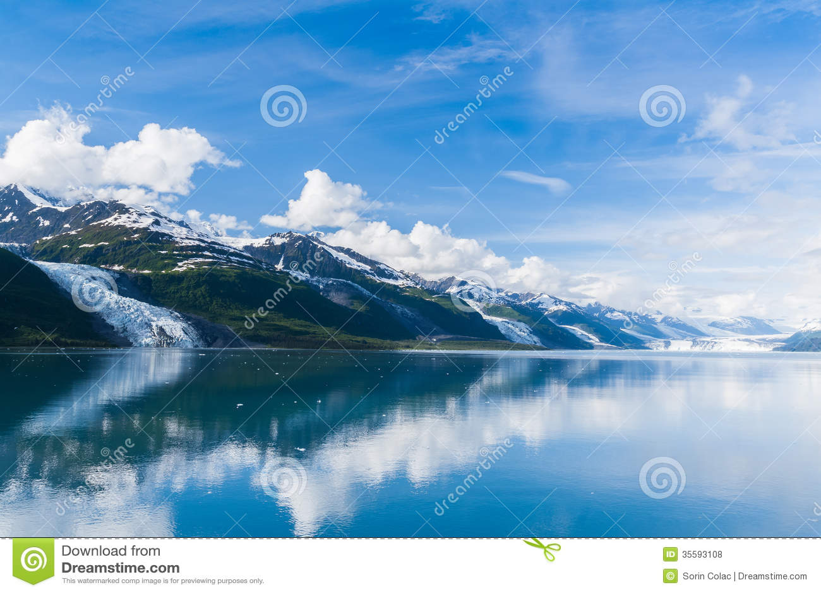 Högskolafjord, Alaska