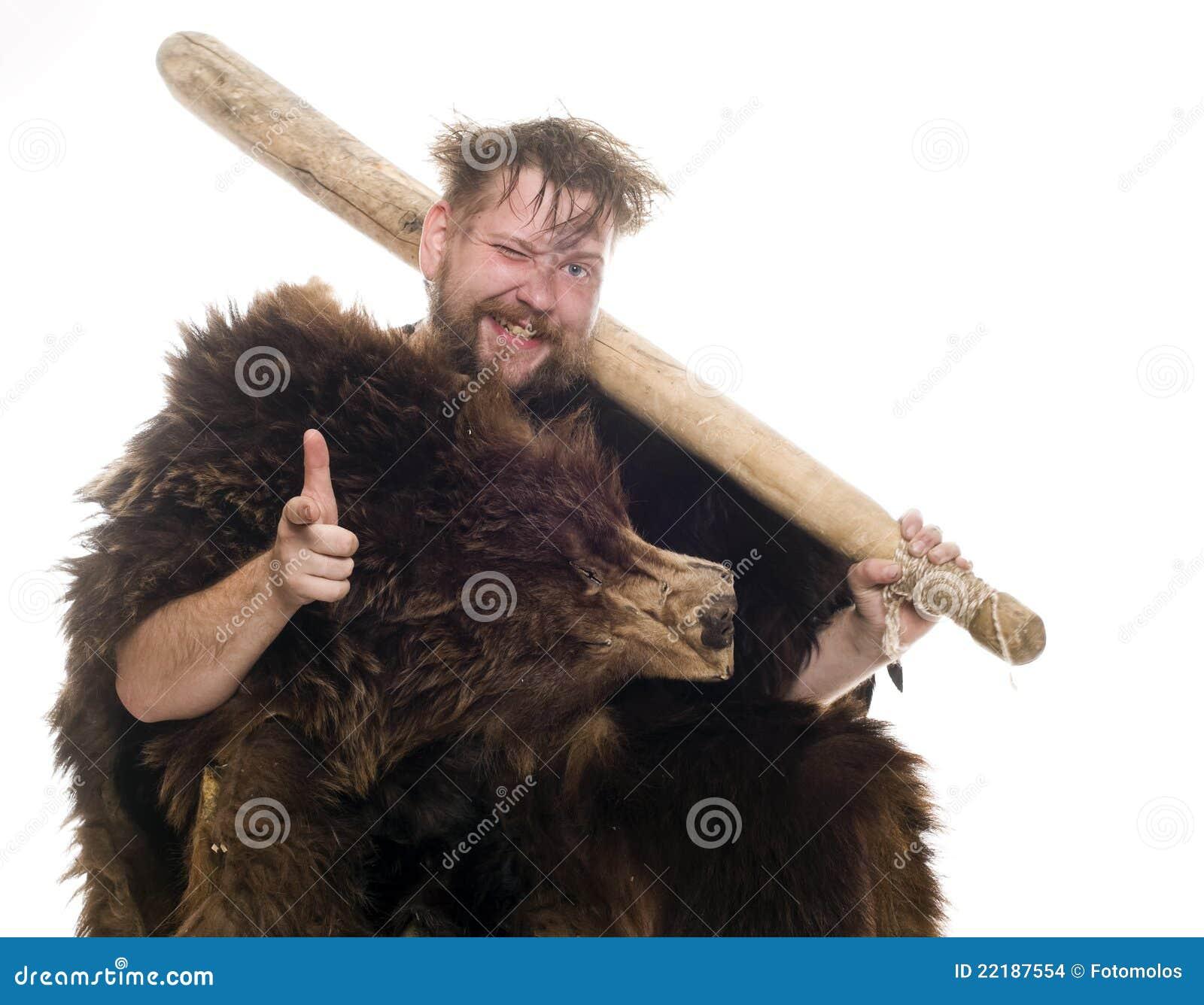 Höhlenbewohner in der Bärenhaut