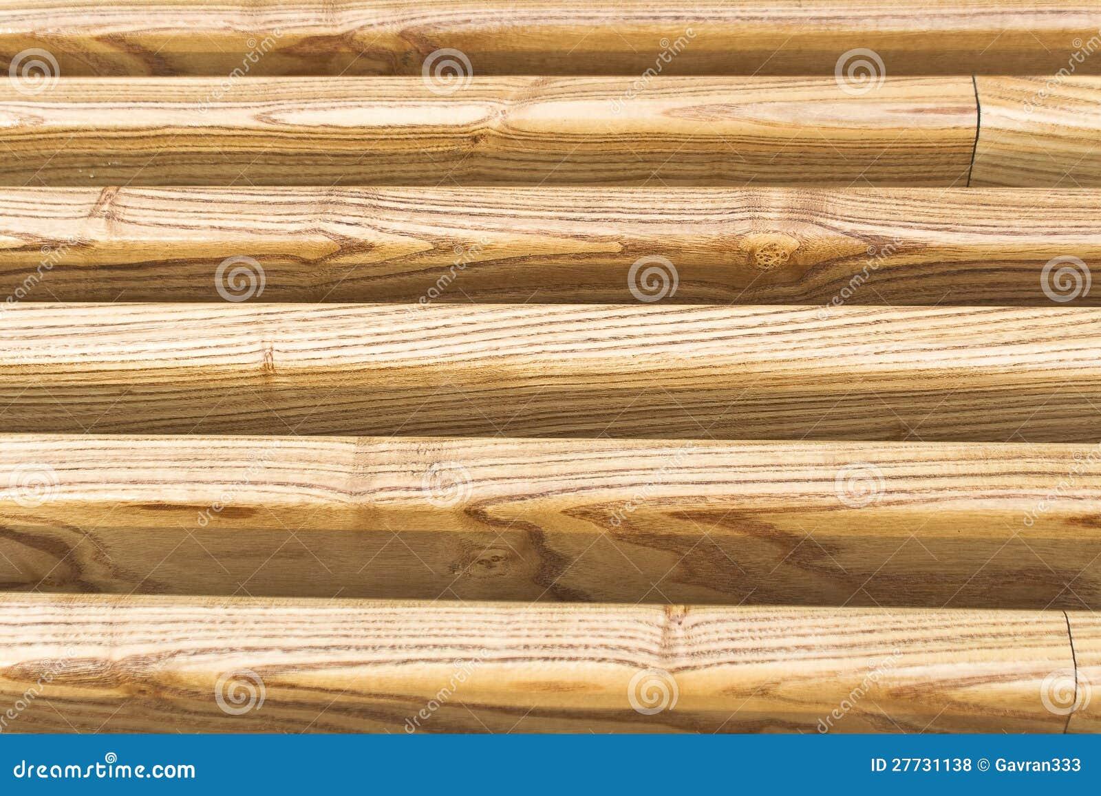 Hölzerne Plankebeschaffenheit