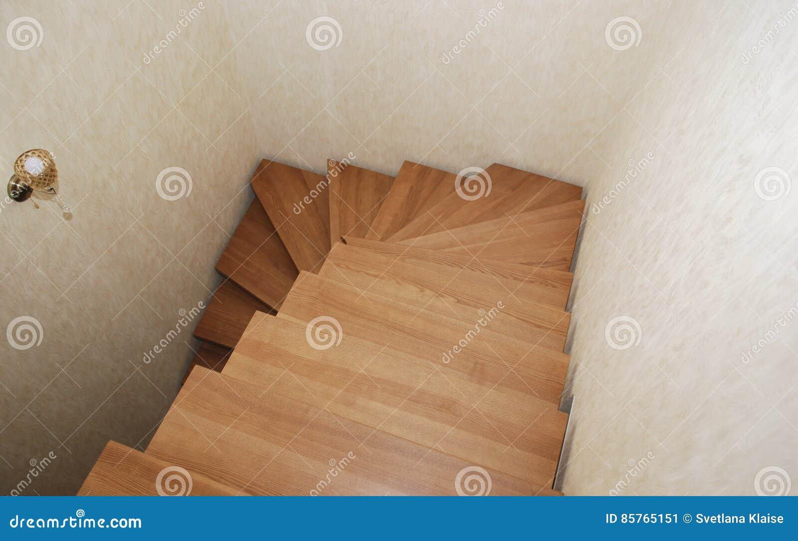 Wundervoll Treppen Im Haus Galerie Von Pattern Hölzerne Der Bau Der Treppe Stockbild