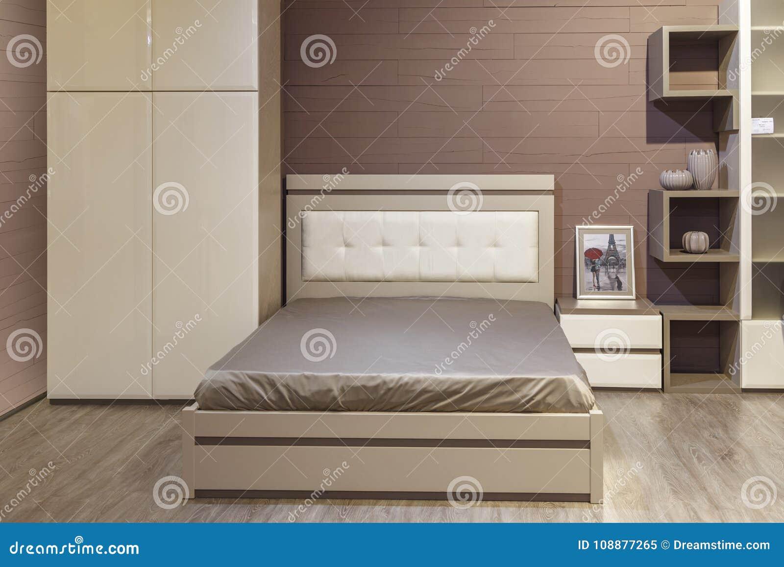Hölzerner des Betts Artsex-Traum bequem Luxus- stilvolles Luxus-designbedroom
