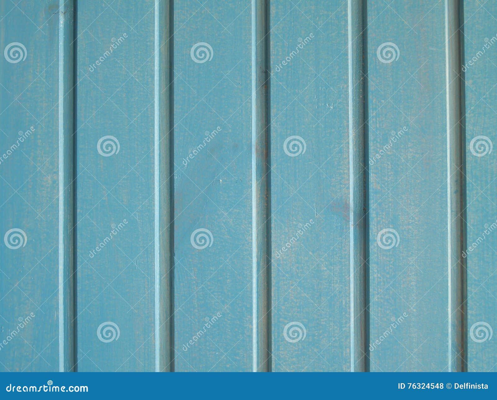 Hölzerner Hintergrund Des Türkises   Gemalte Hölzerne Planken Für  Schreibtischtabellenwand Oder  Boden
