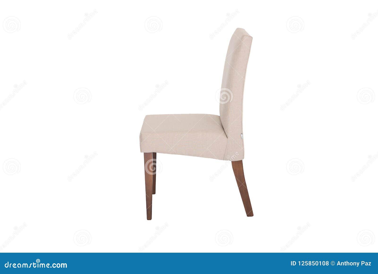 Hölzerner Stuhl Gegenstand lokalisiert vom Hintergrund