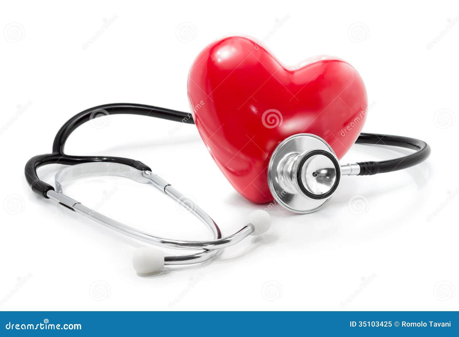 Hören Sie auf Ihr Herz: Gesundheitswesenkonzept