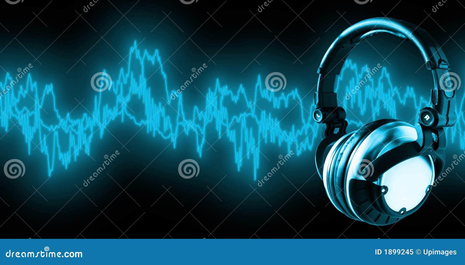 Hören Sie Musik (+clipping Pfad, XXL)