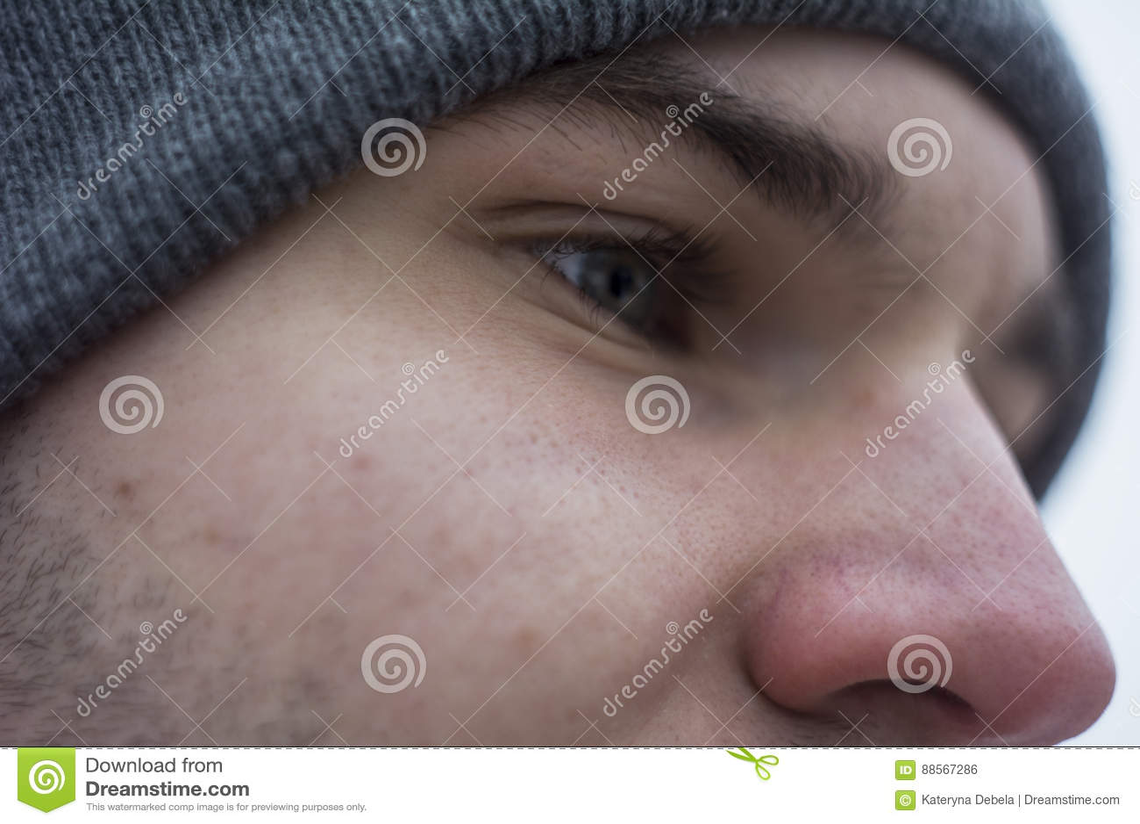 Hübsche Augen