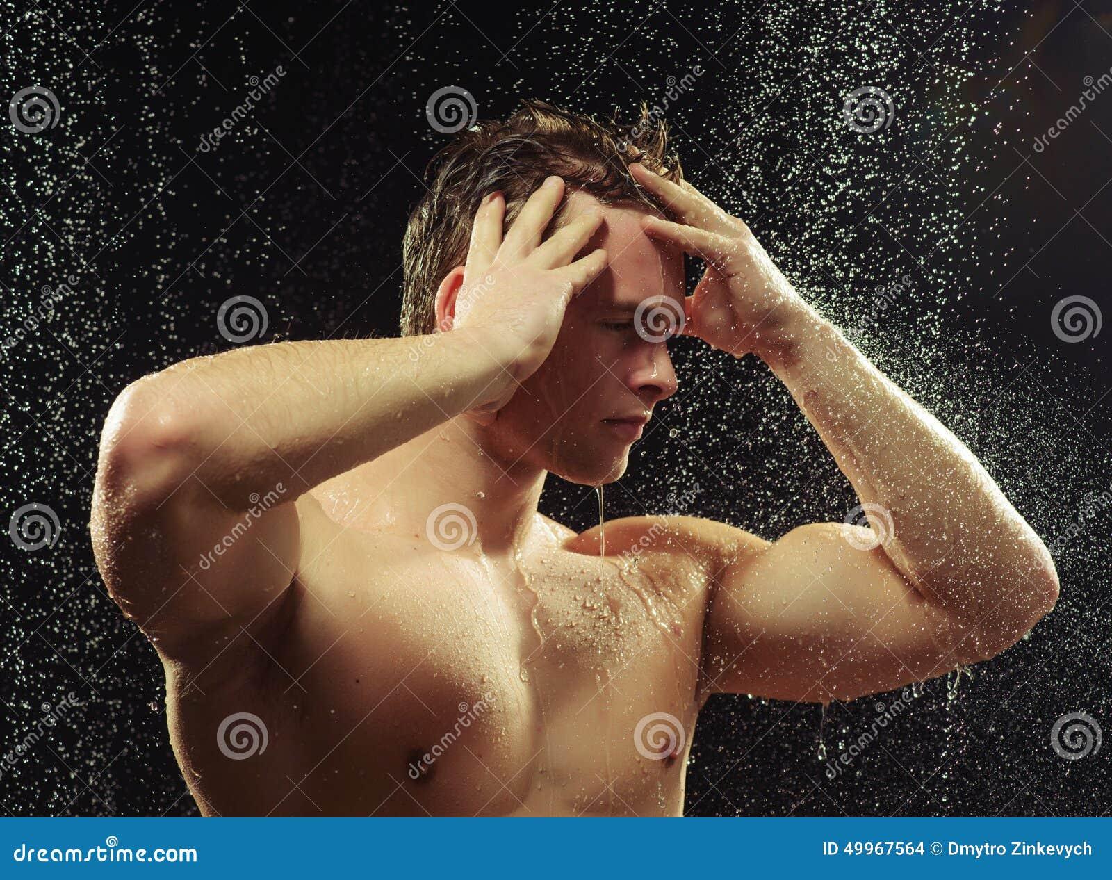 Erotisch Duschen