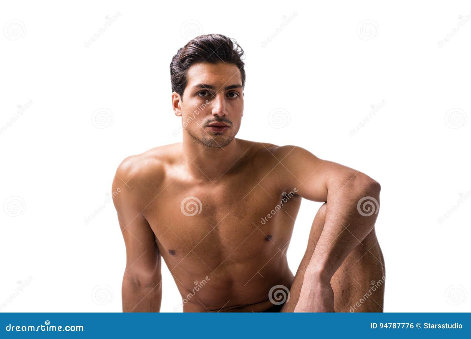 hübscher junge nackt