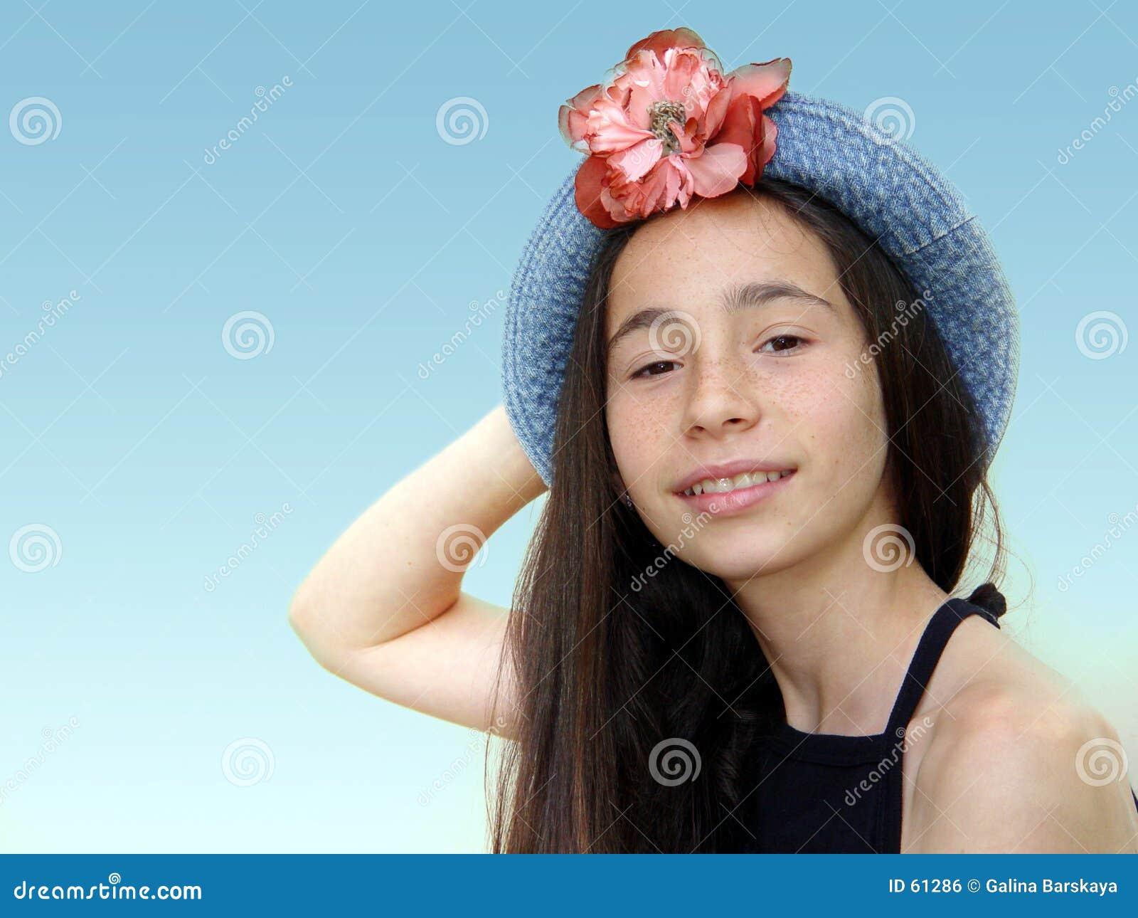 Hübsches Mädchen