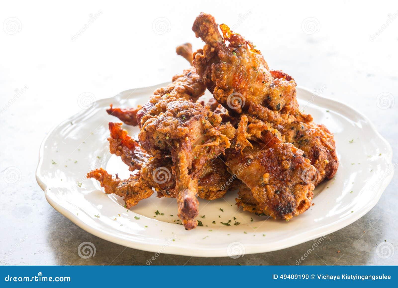 Download Hühnerflügel stockfoto. Bild von tief, dine, büffel, huhn - 49409190