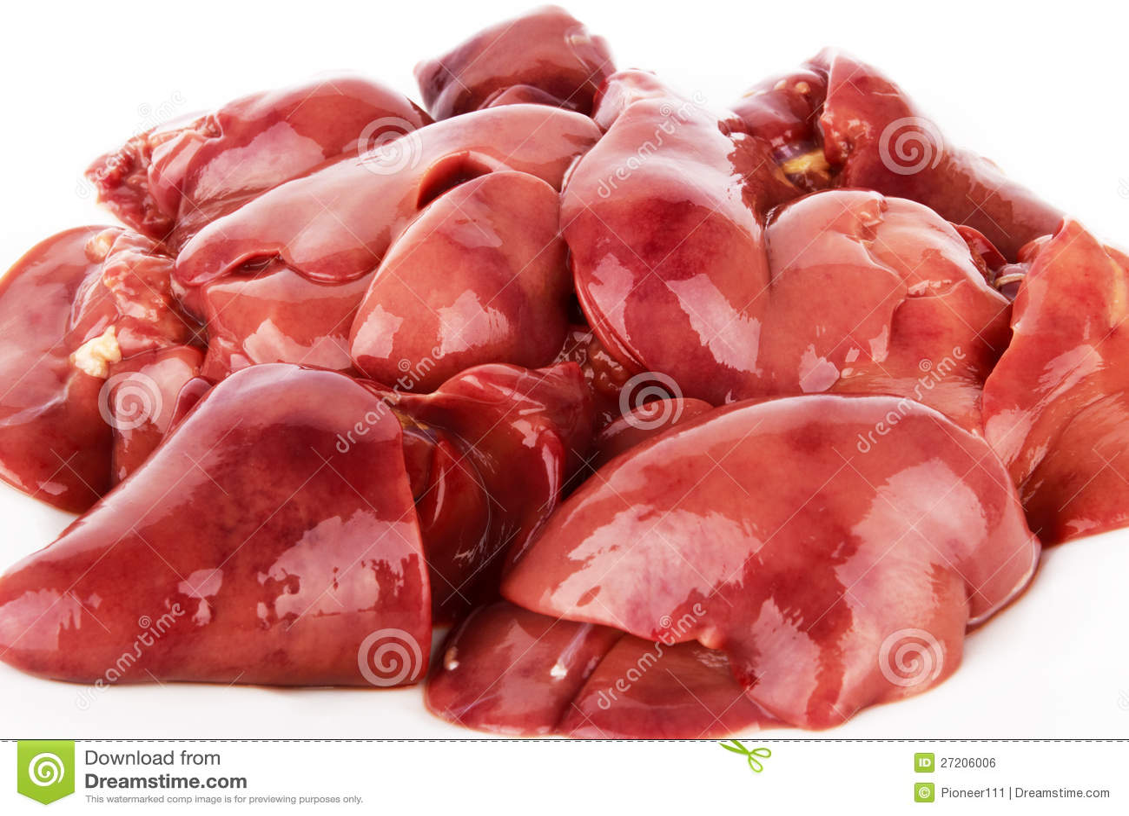 Hühnerleber