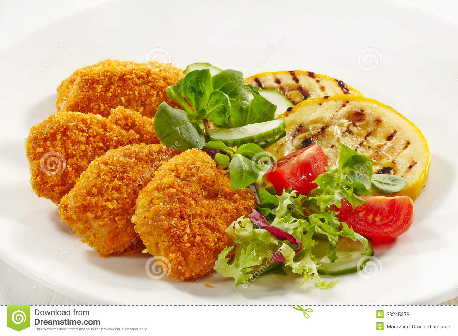 Hühnernuggets