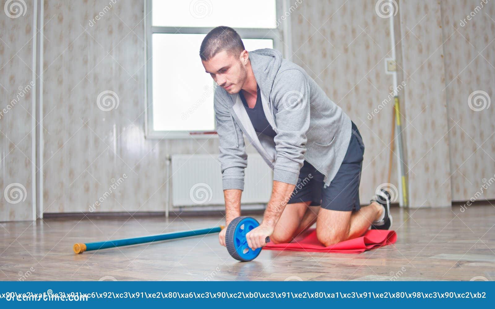H?bsches Sportlertraining