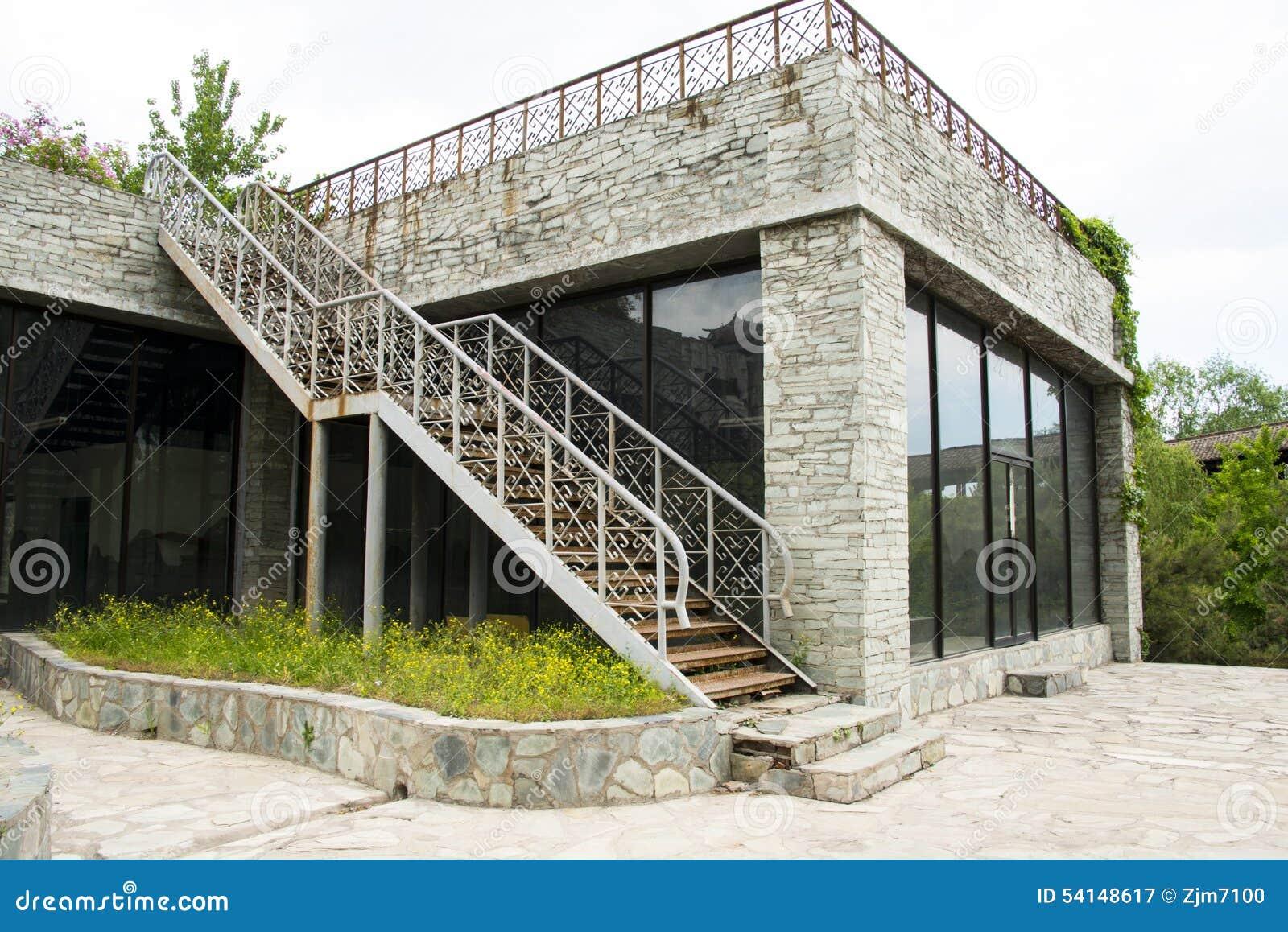 H escadas fora da casa fotografia editorial imagem for Escaleras por fuera de la casa