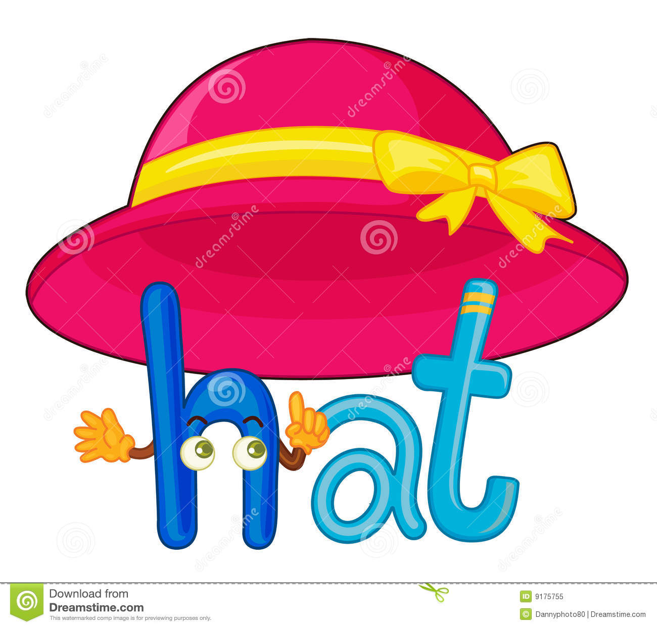 h for hat