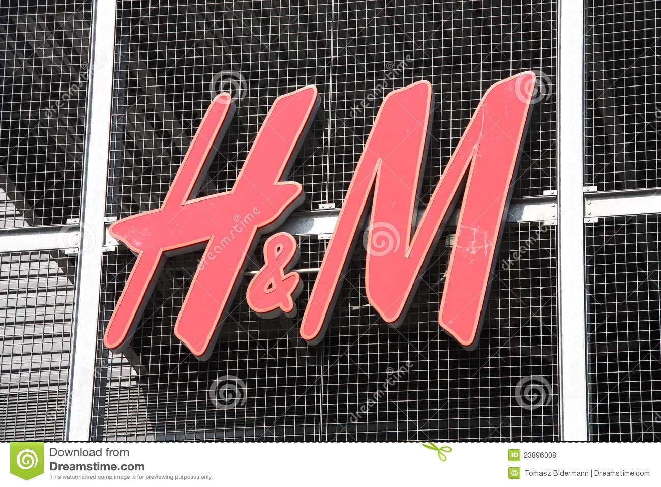 H&M Clothing Store History Webpage - About H&M