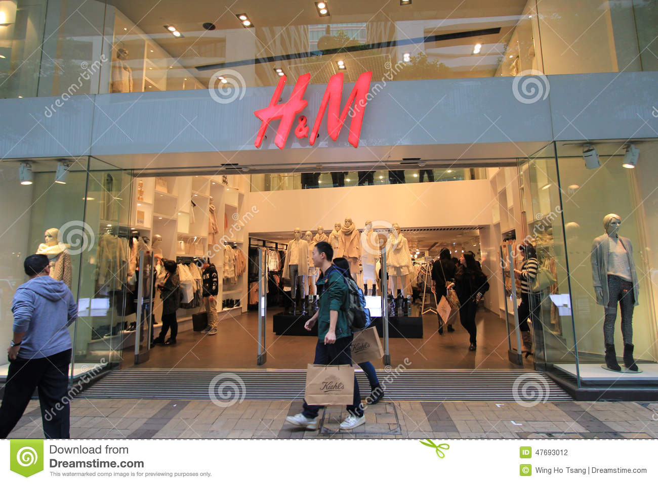 USA H & M store locators: If you'd like to look up the location of H & M stores in other states of the USA, use the upcoming link to head straight to the H & M store locator page for the USA. Canadians will want to use the next link, which will take them directly to the Canadian H & M store locator page.