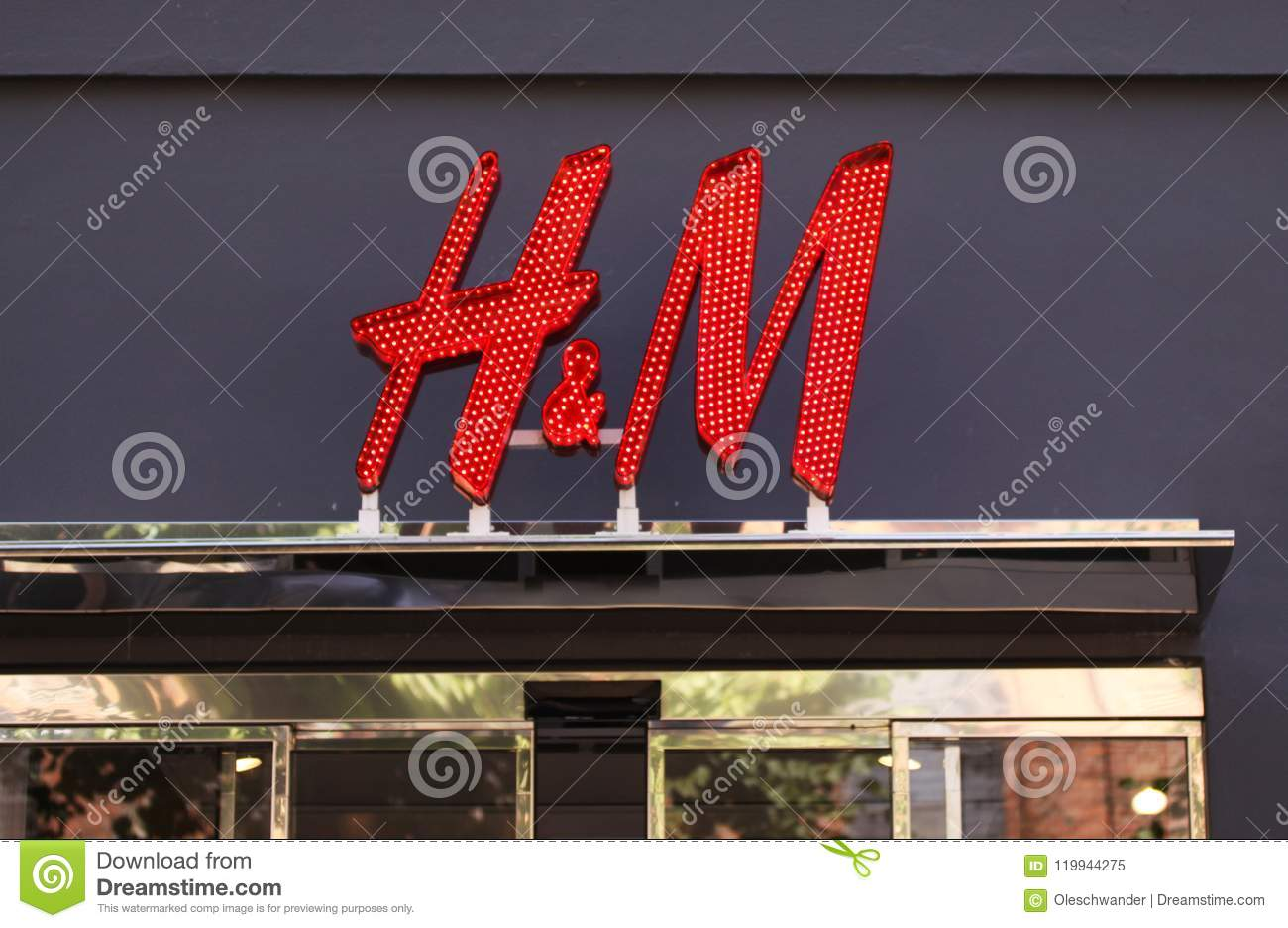 d035c9f81a7 H M Hennes   Mauritz AB is a Swedish multinational retail-clothing company.