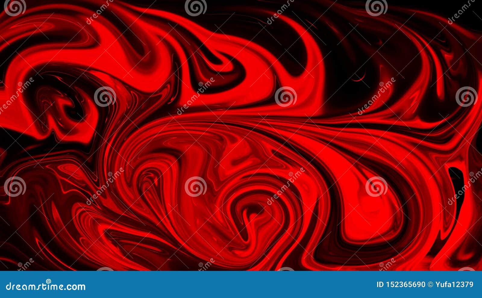 H?rlig flytande marmorerar bakgrund Texturera s?ml?s bakgrund Abstrakt vätskeeffektfärgmodell