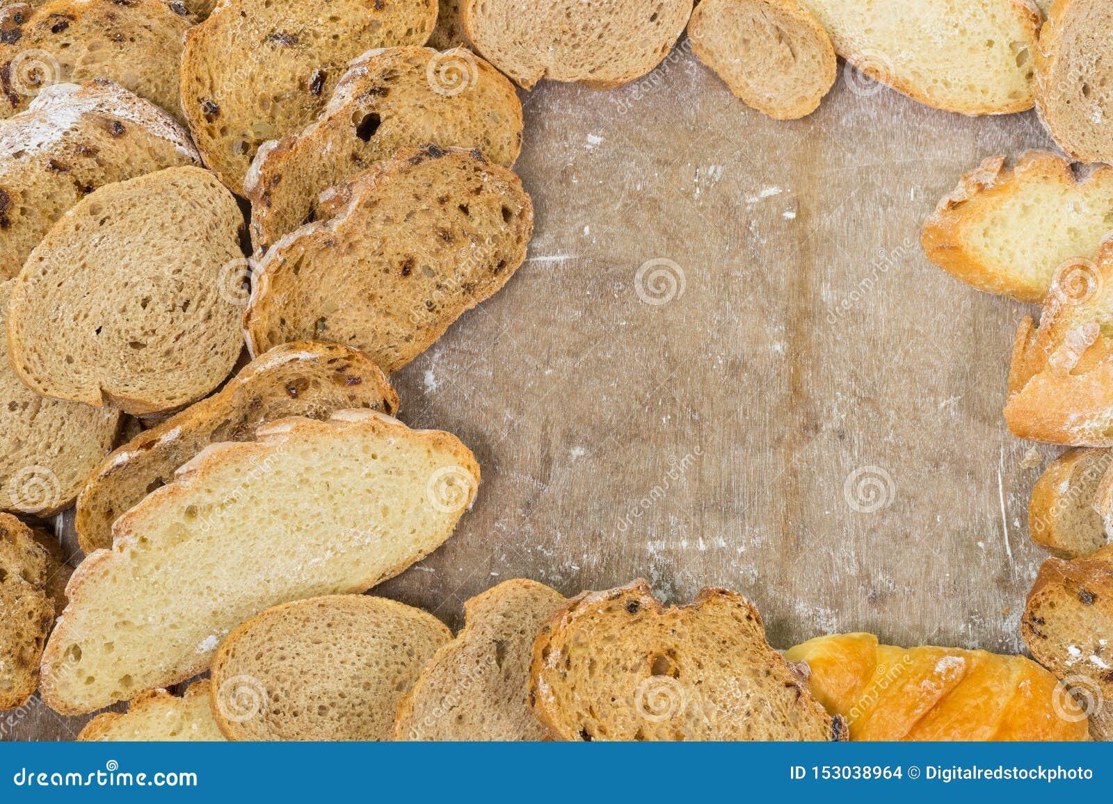H?rnchen und Brot