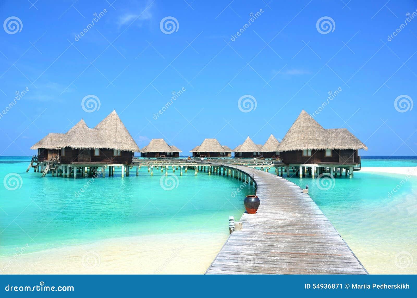 Hôtel dans le paradis