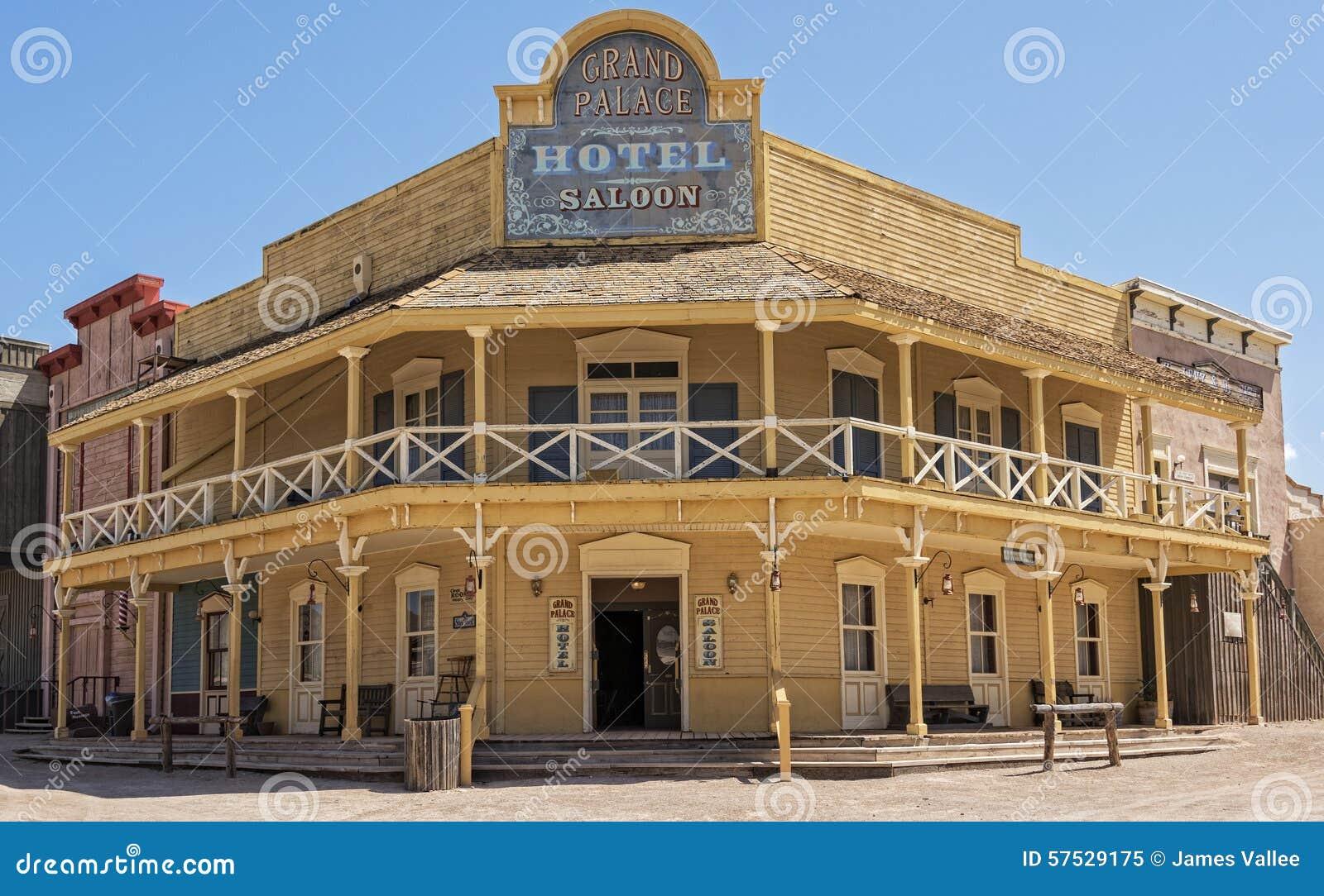 Hôtel dans vieux Tucson