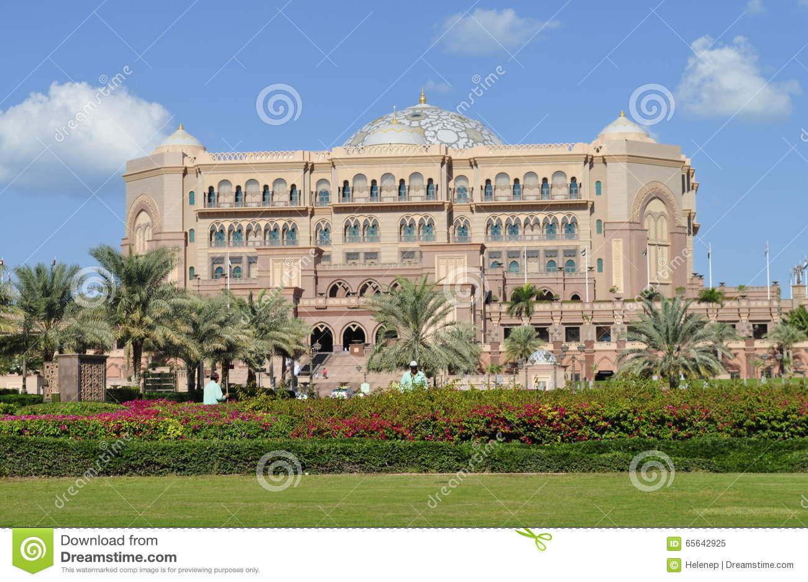 Hôtel de palais d émirats