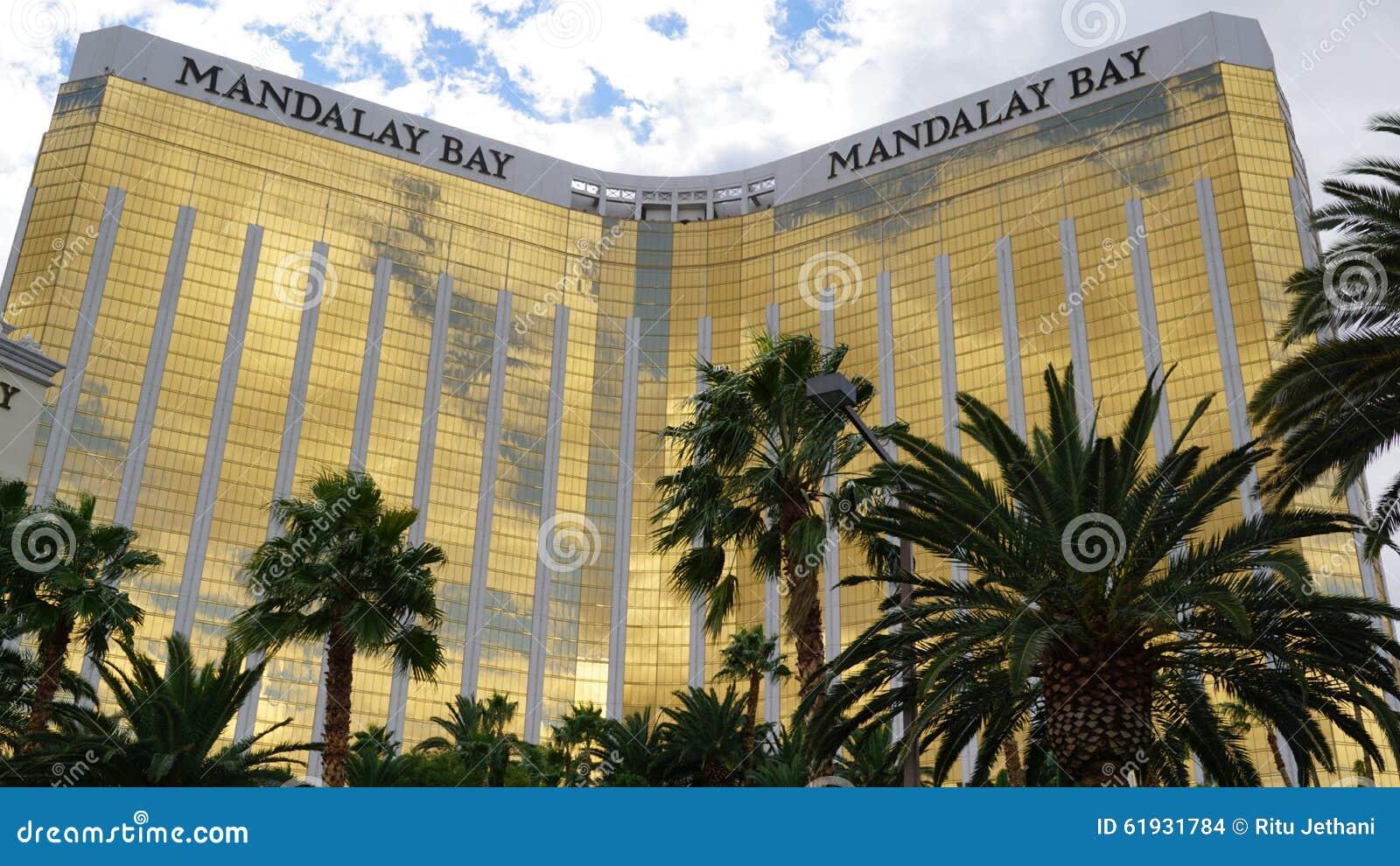 Hôtel et casino de baie de Mandalay à Las Vegas