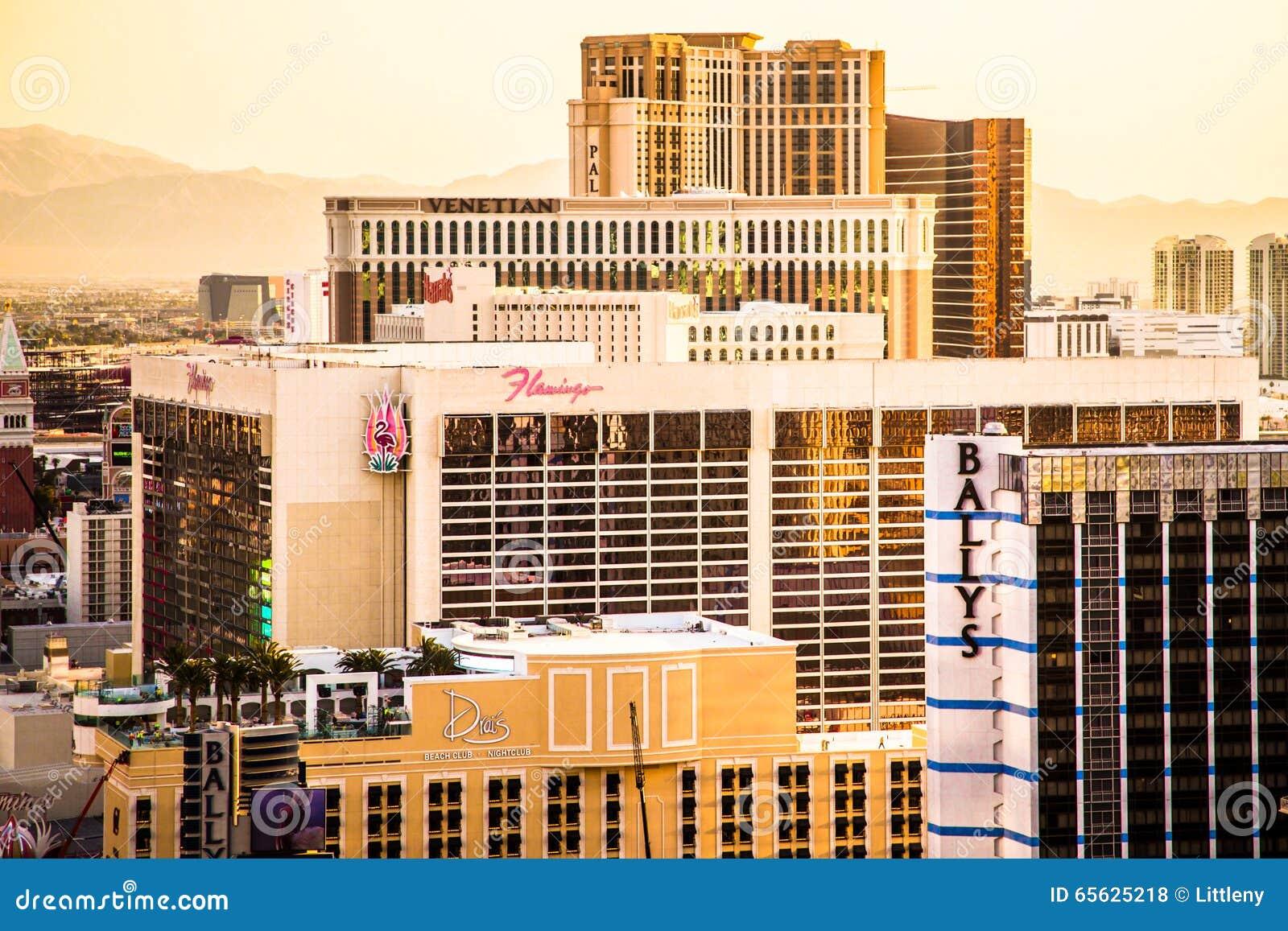 Hôtels de Las Vegas
