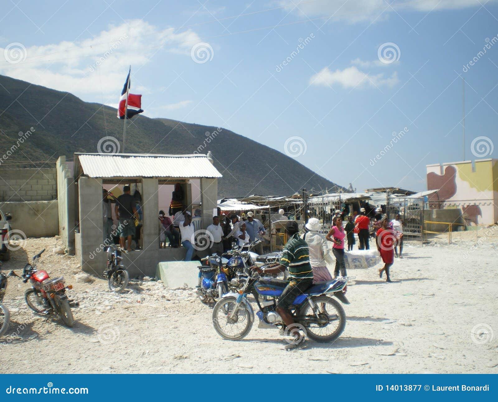 Haïtiaanse grens