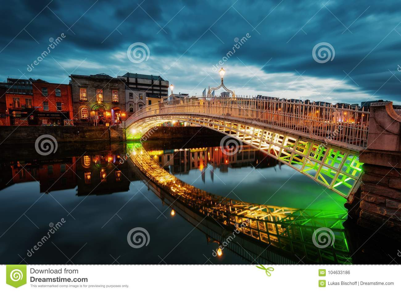 Ha ` Penny Bridge Dublin