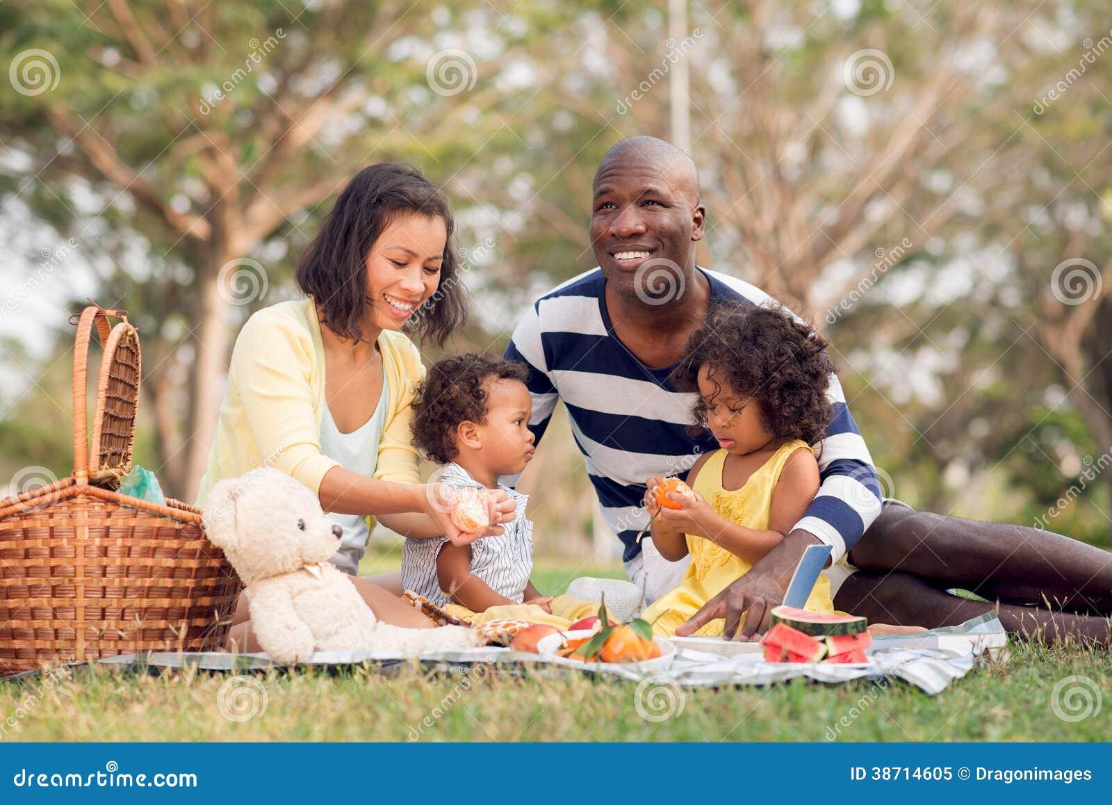 Ha picknick tillsammans