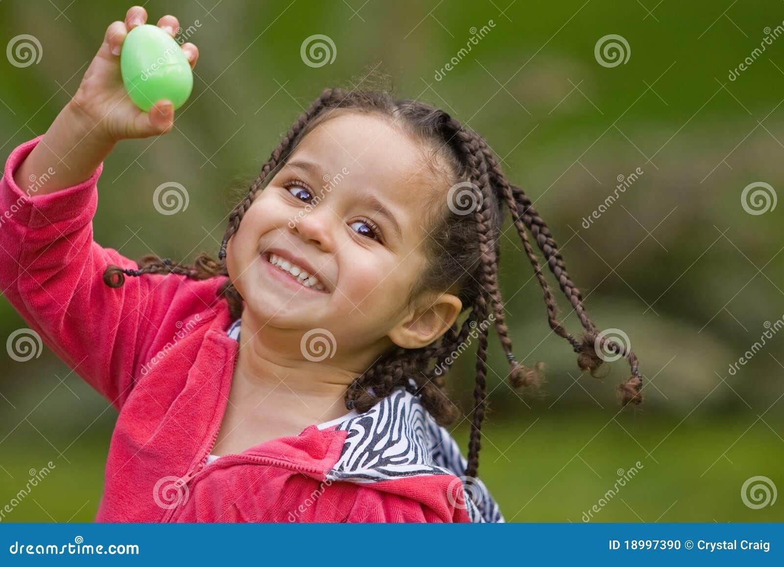 Ha trovato un uovo di Pasqua