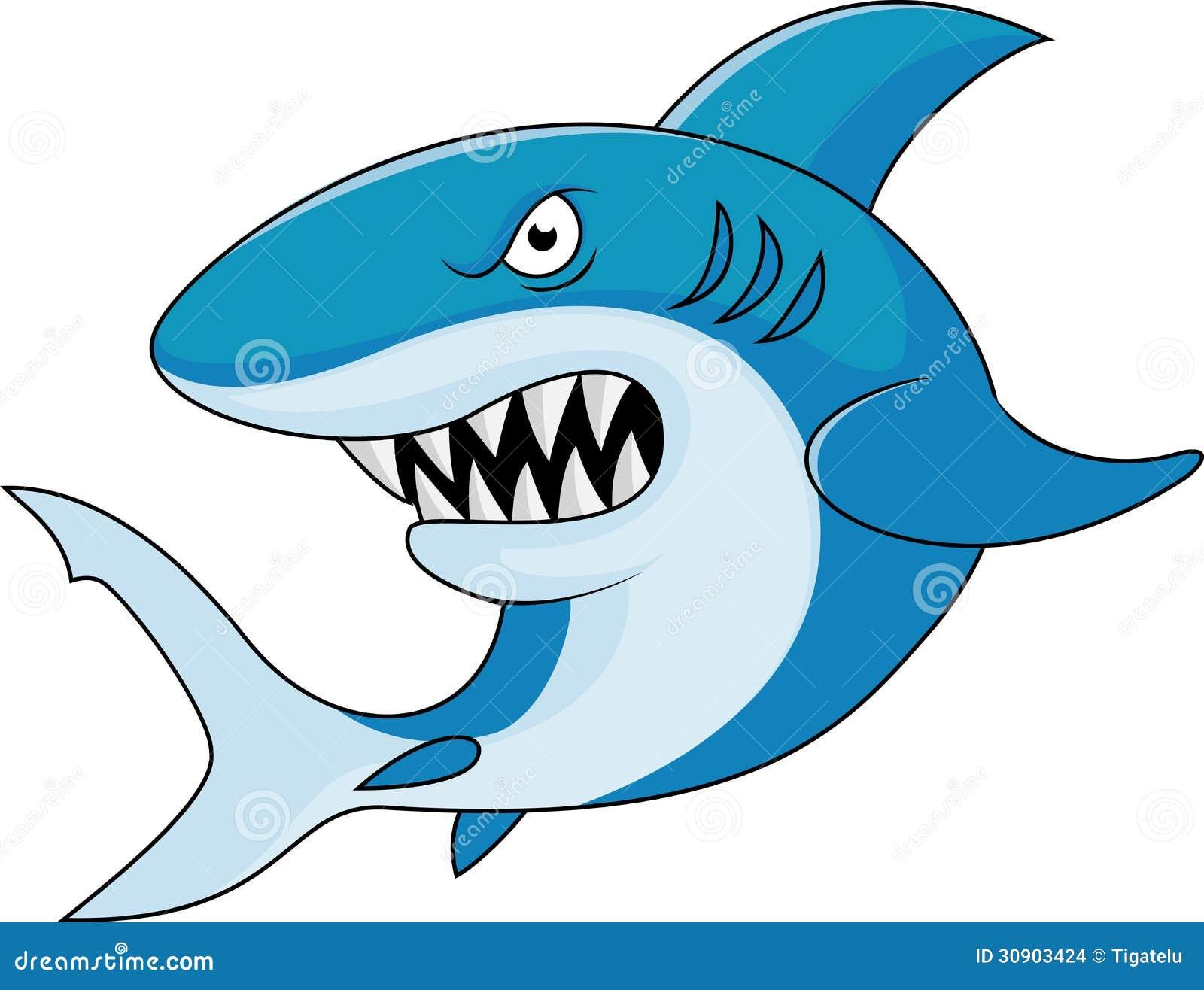 Haaibeeldverhaal vector illustratie afbeelding bestaande